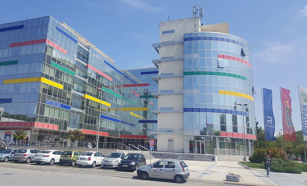 NewTec Solutions HQ building