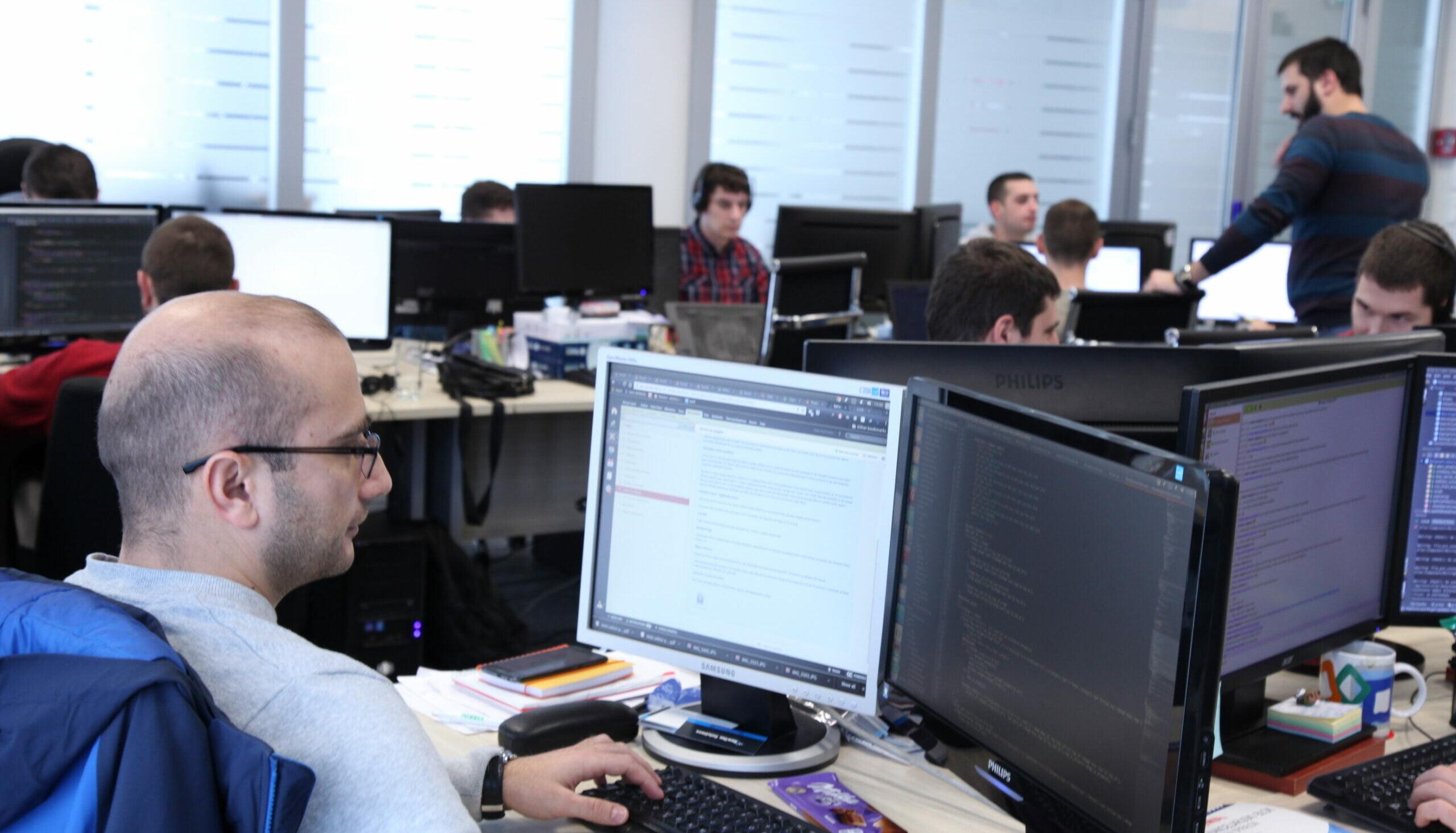 NewTec mobile development