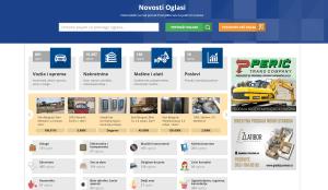 NewTec Novosti Oglasi Portal Laravel